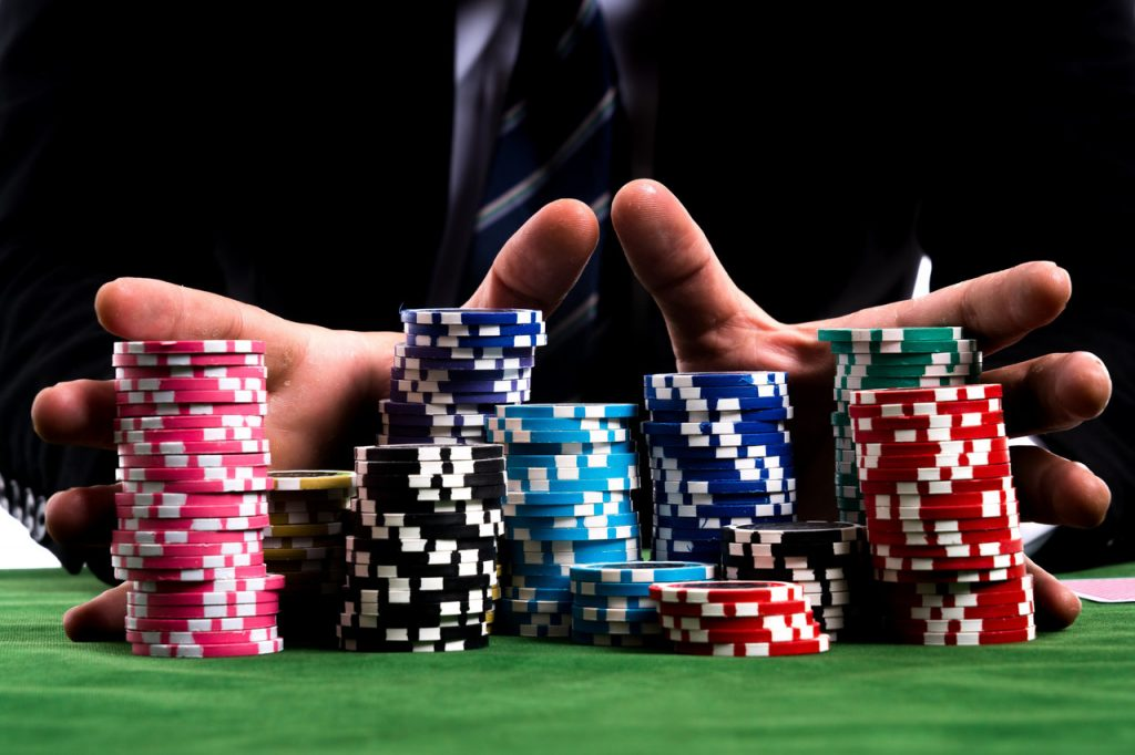 a casino operator has invented