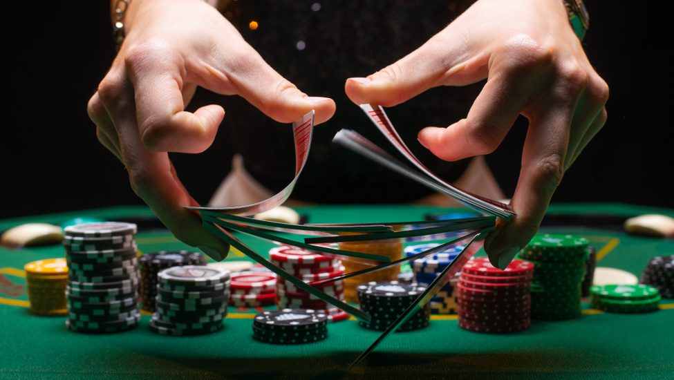The casino has always given people endless pleasure and fun